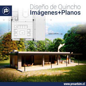 Diseño Quincho www.proarbim.cl
